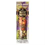 Blunt Master White Grape