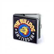 Cigarreira de Metal The Bulldog Preta