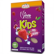 Erva Laranjeiras Mix Berry Kids 250g