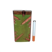 Pipe Dougout Weed Box